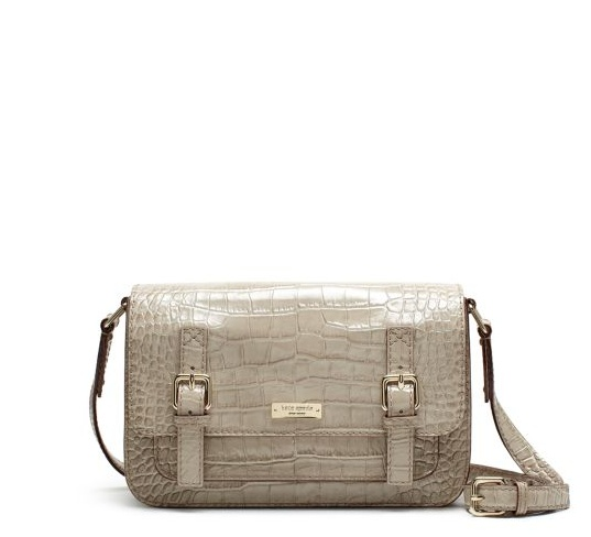 Love my new Kate Spade Knightsbridge Scout bag cuz it's the perfect size for travel!