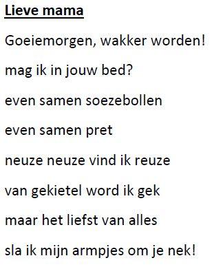 Lieve mama [jufanke.nl]