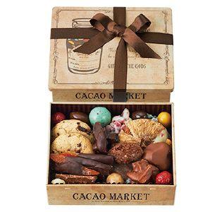 [カカオマーケットbyマリベル] インダルジェント チョコレートボックス|グルメ・ギフトをお取り寄せ【婦人画報のおかいもの】