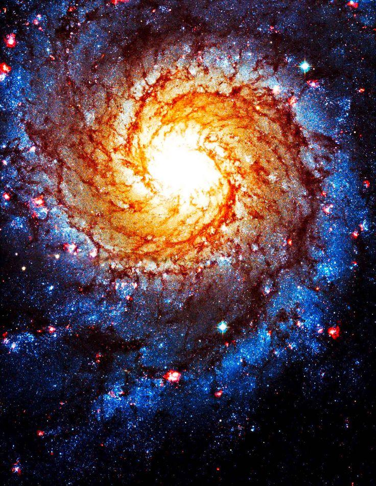 Картинки с изображением галактики