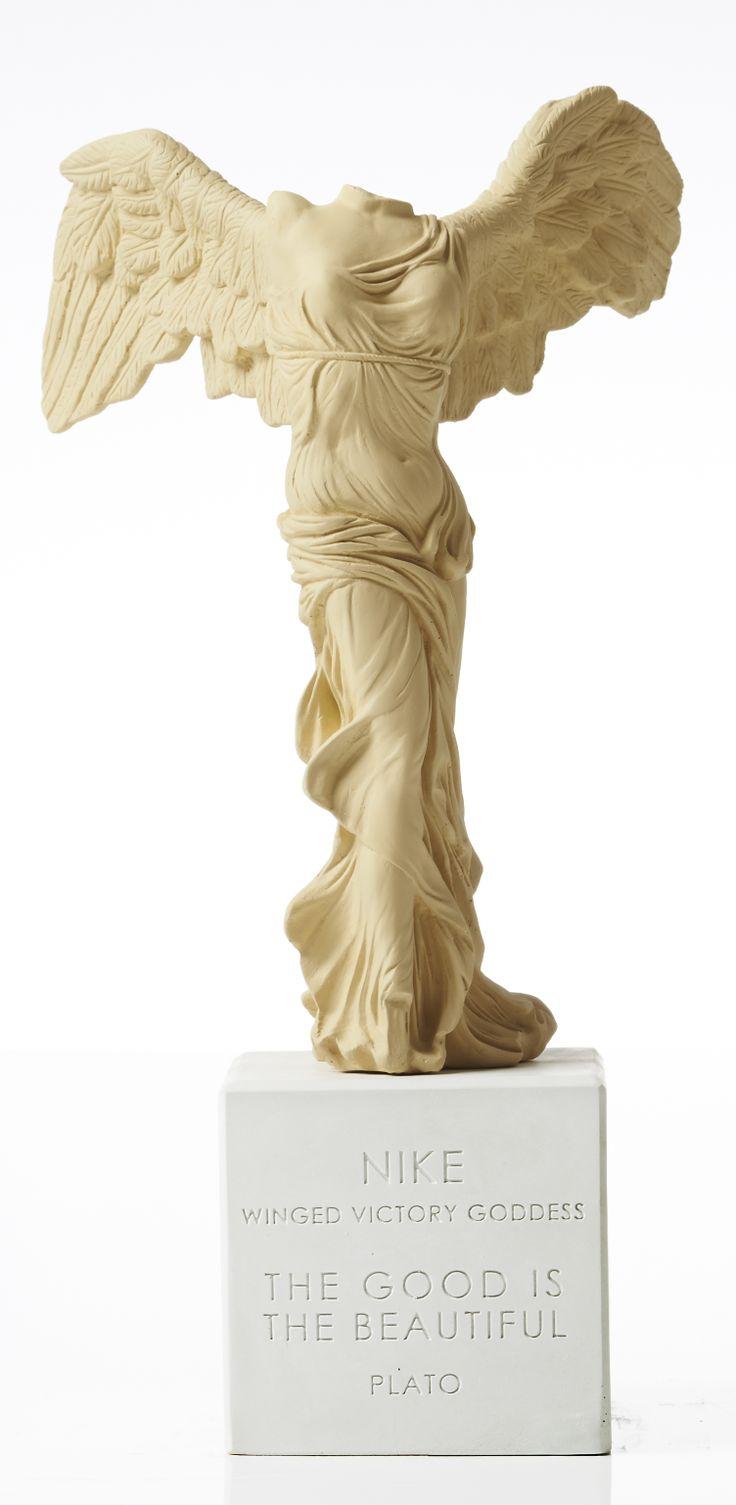 Winged Nike of Samothrace