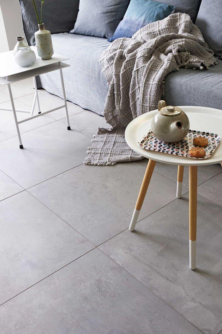 Vtwonen Tegels By Douglas & Jones Loft Grey / Betonlook 59,2x59,2 cm
