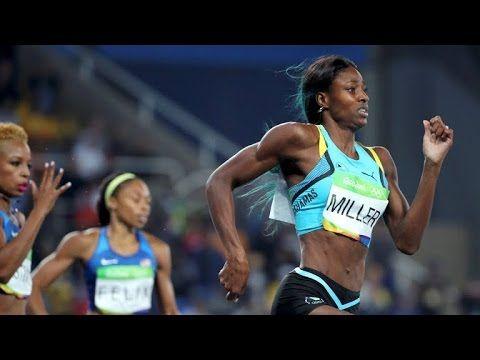 Shaunae Miller Dives Across Line To Beat Allyson Felix For Gold Medal In...