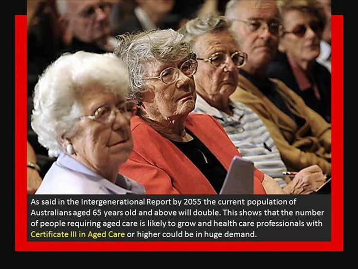 Click here http://goo.gl/PlbGXP  As Australia experiences an aging population this indicates that the number of people requiring aged care is likely to grow and…