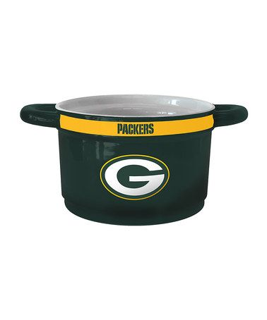 Take a look at this Green Bay Packers Game Time Bowl by Boelter Brands on #zulily today!