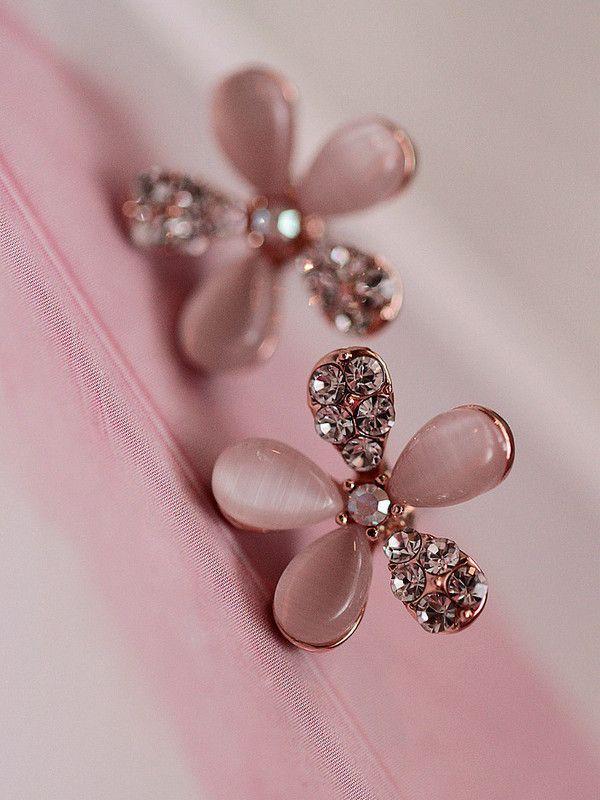 Korea Style Fashionable Jewellery Earrings and Rings BulyJKo