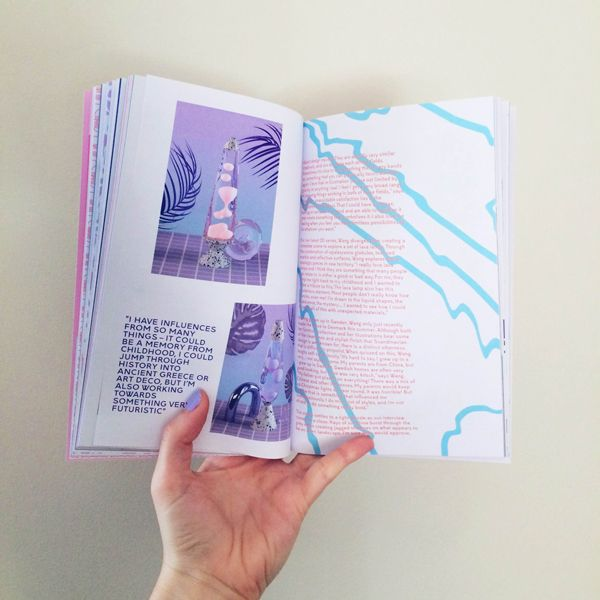 Art direction, illustration & layout design for the first PITCH ZINE printed edition.Printed in Sydney, Australia. 96 pages, 210mm x 140mm on beautiful 150gsm house matte stock with a 300gsm soft cover.