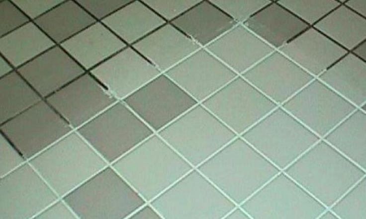Les 25 meilleures id es de la cat gorie nettoyant de carrelage salle de bains - Comment nettoyer joint de carrelage ...