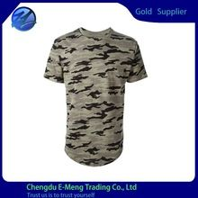 Wholesale Best Quality Round Bottom Mens Camoouflage T shirt Made in China  best seller follow this link http://shopingayo.space