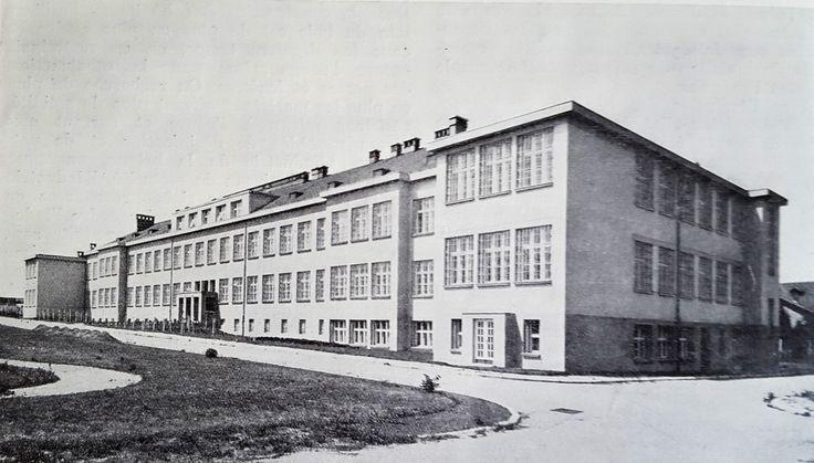 Nitra - Provincial Public Hospital (New Psychiatric Pavilion)  Source: Ceskoslovenska nemocnice