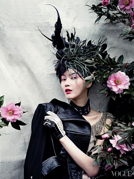 Vogue, Lee Hye Jung