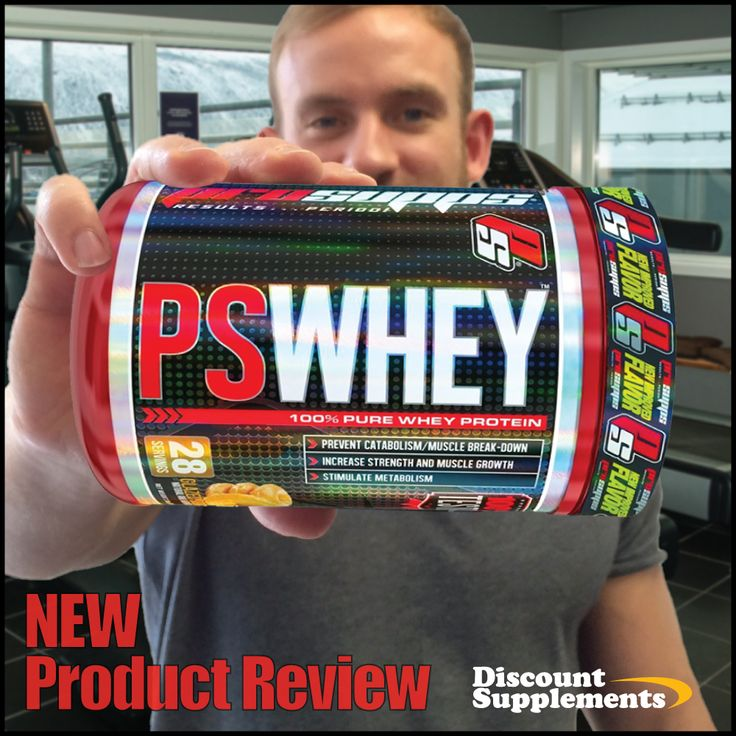 Pro Supps PS Whey product review, a 100% pure whey protein