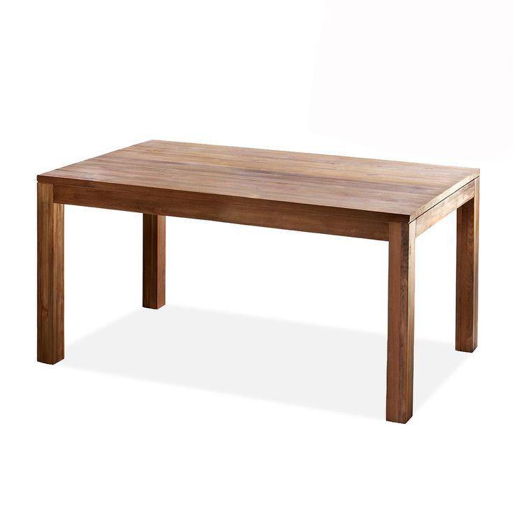 Esstisch Teakholz Recycelt :  Teakholz Tisch auf Pinterest  Möbel, Esstisch Retro und Armlehnen