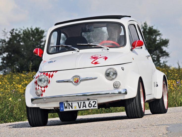 Ikonen Fiat 500 Und Seine Derivate Abarth Vignale Giardiniera