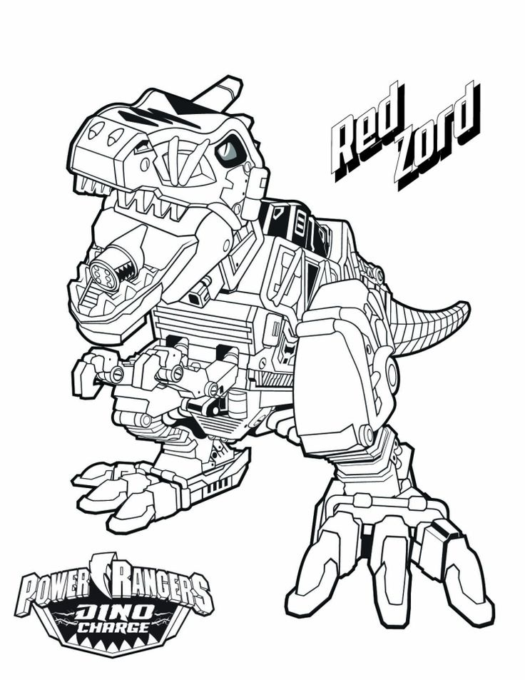 Power Ranger Dino Force Coloring Pages For Kids 8211 15278 Power Rangers Coloring Pages Power Rangers Dino Charge Power Rangers Dino