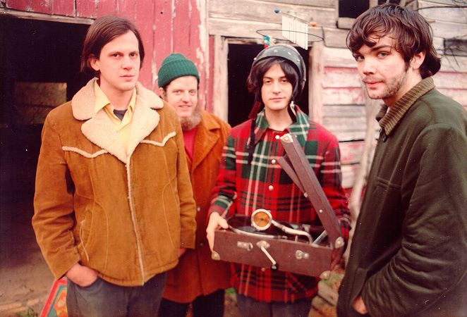 Neutral Milk Hotel plan to tour the world in 2014