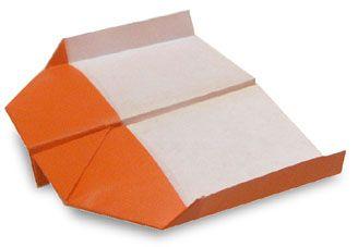 origami Paper Plane 4