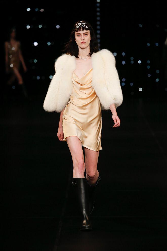 SAINT LAURENT 2016 Spring Summer Collection | Fashionsnap.com