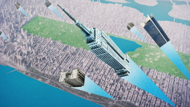 13 best crowded urbanism images on pinterest urban for Outer space urban design