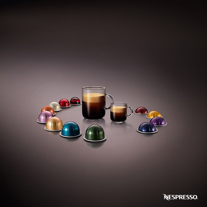The VertuoLine is revolutionizing coffee. Click here to find the right capsule for your authentic espresso experience.