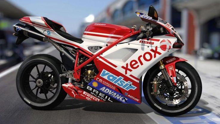 Ducati 1198 Motorcycle Ducati