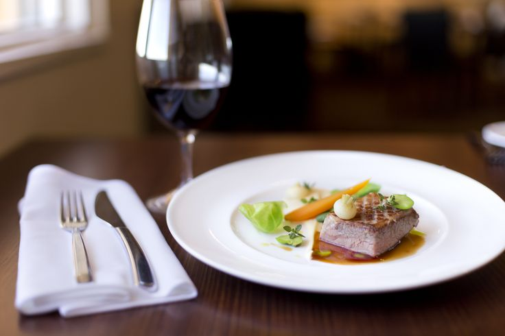 The Louise Barossa Valley Appellation Hutton Vale Lamb and Barossa Cabernet