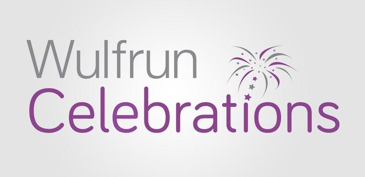 Logo design for Wulfrun Celebrations in Wolverhampton and website design http://www.wulfruncelebrations.co.uk/