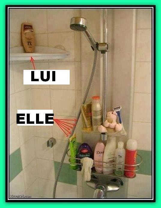 Les 25 meilleurs citations de salle de bains dr les sur pinterest signes salle de bains dr les - Une araignee dans la salle de bain ...