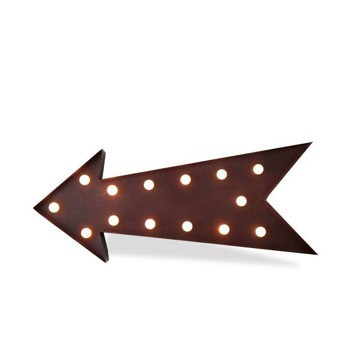 Iluminación metálica decorativa STAR (Decoración metálica iluminada - mesas de diseo
