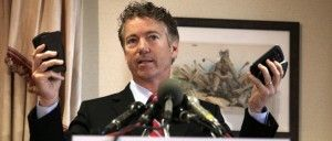 Exclusive: Rand Paul wants Chief Justice Roberts, all federal workers, to enroll in Obamacare