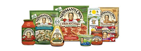New Newman's Own Products Coupons: Pizza, Pasta Sauce, Dressing and More!