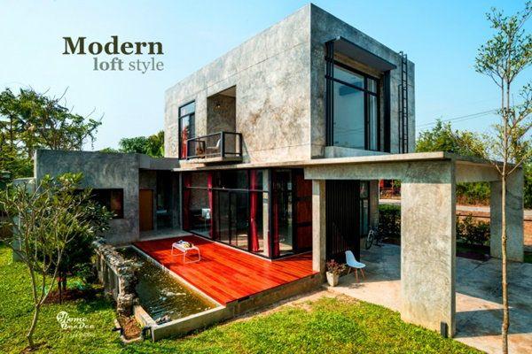 Style Loft Google Loft House