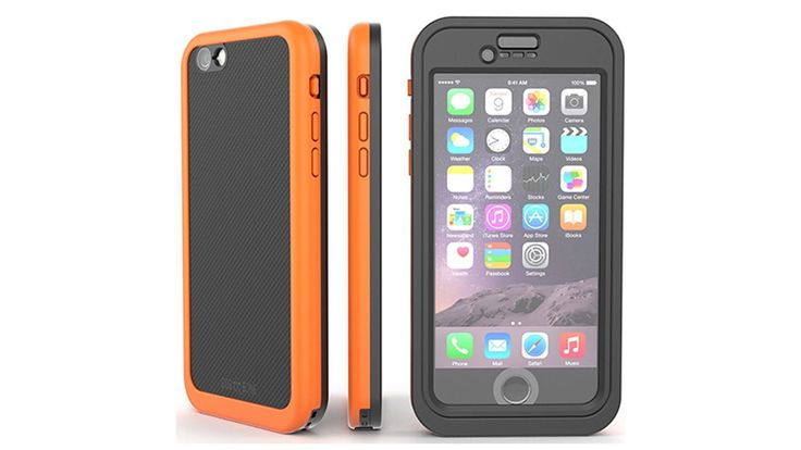 Dog & Bone Wetsuit iPhone 6s Plus Waterproof Case!