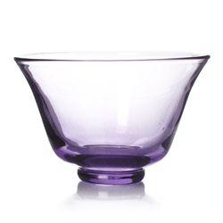 A20407 :  Tasse « RAINBOW TEA »  tasse en verre, prune