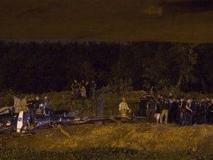 Cae helicóptero de policía militar en Brasil; hay 4 muertos