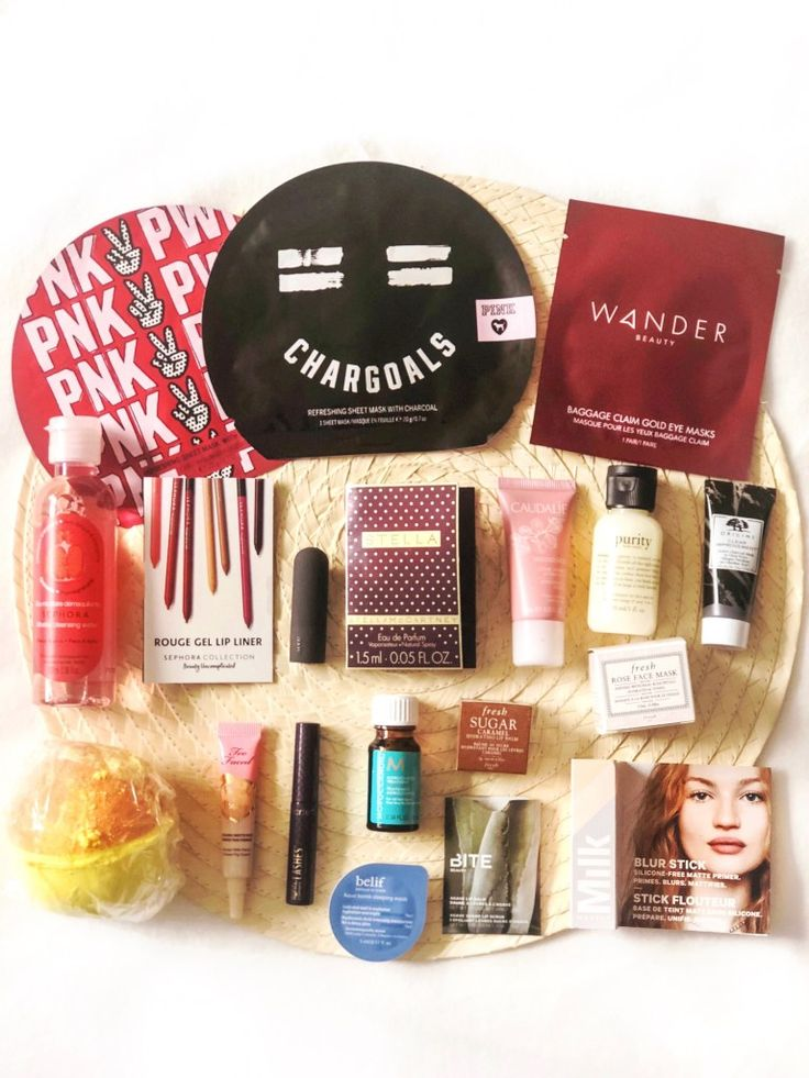My Favorite Beauty Products Giveaway Sephora gift card