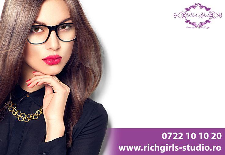 Tu stiai ca noi facem angajari? Daca nu stiai, arunca un ochi pe site-ul nostru si vezi cate avantaje ai daca vrei sa faci parte din echipa noastra!  www.richgirls-studio.ro   Te asteptam!