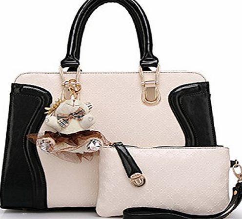 Billionia Ladies Designer Leather Handbag Celebrity Tote Panda Shoulder Satcel Faux Bag (Black) Item Material: Faux Leather Item Color: Black/Blue/Red/Pink/Purple Item Condition: 100% Brand New One zipper closure pocket inside Two small open pockets inside for mobil (Barcode EAN = 5060454280743) http://www.comparestoreprices.co.uk/december-2016-week-1/billionia-ladies-designer-leather-handbag-celebrity-tote-panda-shoulder-satcel-faux-bag-black-.asp