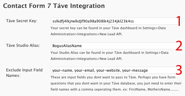 cf7-tave-integration-settings-page Tech Pinterest Contact form - pay increase form