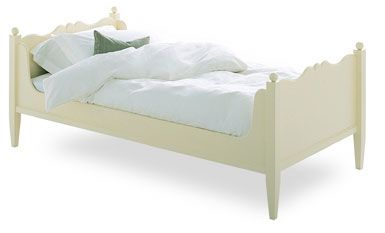 Single French Country Bed