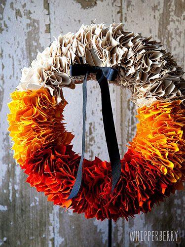 9 Fresh Ideas for Fall Wreaths