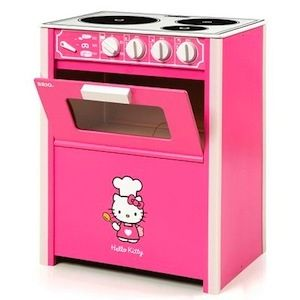 Hello Kitty Stove