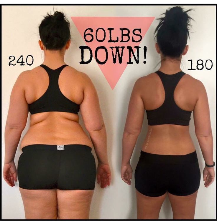 8 day weight loss