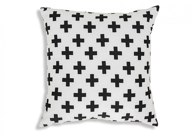 Kriss Kross 45cm Cushion | Super Amart