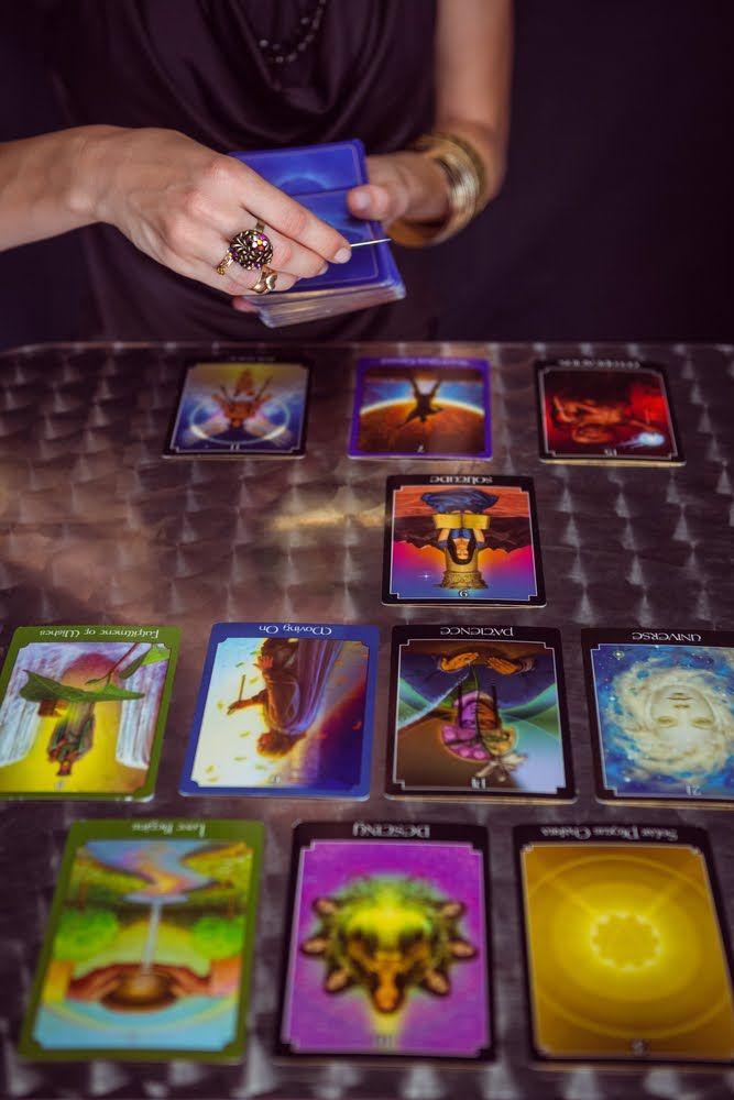 Major Arcana tarot cards - the meaning and interpretation of the Major A...