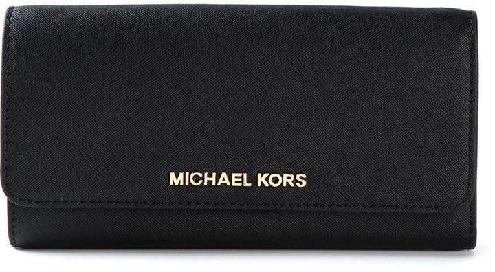 MICHAEL Michael Kors classic logo clutch on shopstyle.com.au