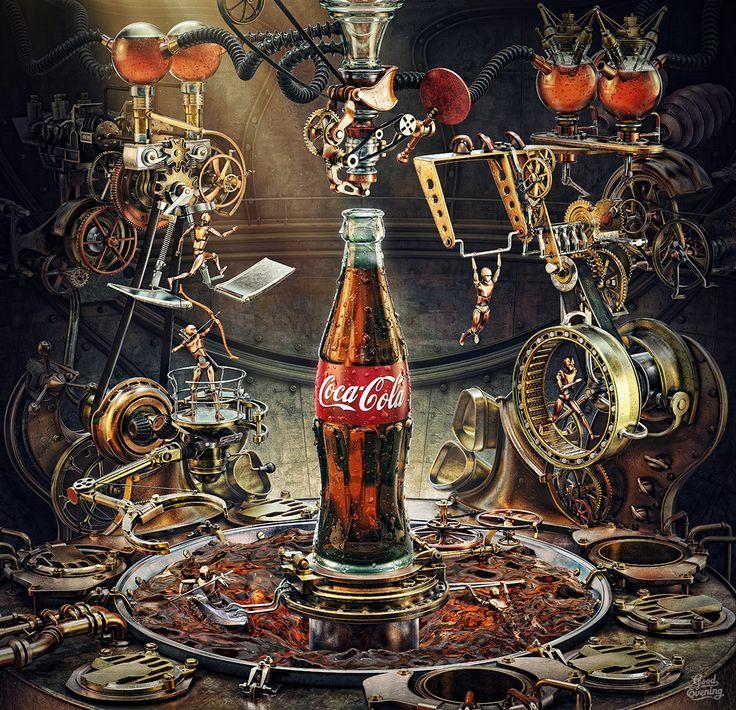 Good Evening – Coca Cola Olympic Games