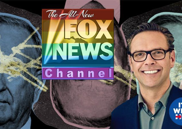 FOX IS DEAD: Hardcore Liberal James Murdoch To Turn Fox News Into A 'Global Brand' Promoting 'Progressive Values'