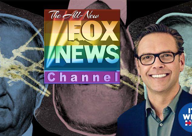 FOX IS DEAD: Hardcore Liberal James Murdoch To Turn Fox News Into A 'Global Brand' Promoting 'Progressive Values'