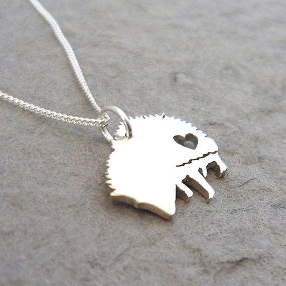 Cute African Hedgehog Sterling Silver Handmade by starbrightgirl, $38.00